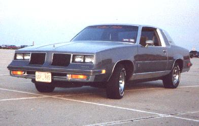 Oldsmobile cutlass hurst 442 photos for 1986 cutlass salon