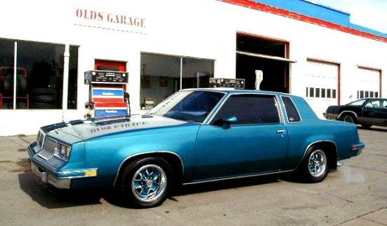 Car expert blog april 2011 for 86 cutlass salon