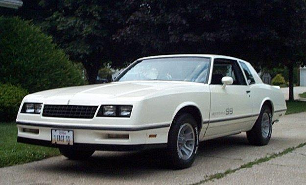 1984 Monte Carlo. 1984 Monte Carlo SS
