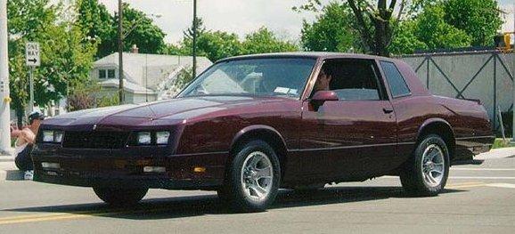 1986 Monte Carlo SS