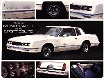 Dealer brochure for the 1983 Monte Carlo SS