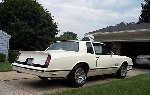 Another nice white 1984 Monte Carlo SS