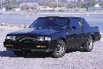 Nice shot of a 1987 Buick Grand National